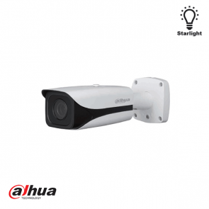 Dahua 3 Megapixel IR bullet smart bullet camera met micro SD slot 2.8-12mm motorzoom Starlight H.265