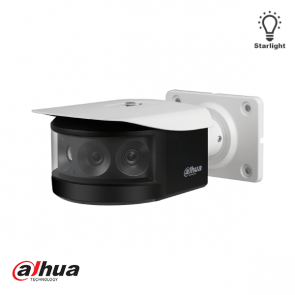 Dahua 4x2MP Multi 180 graden lens Panoramic IR bullet camera