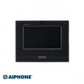 Aiphone 7 inch, Master station, ZWART