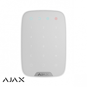 Ajax KeyPad draadloos, wit