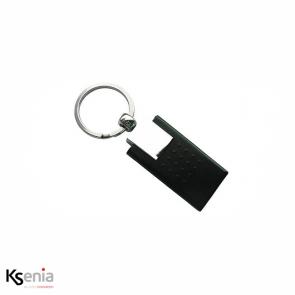 Ksenia Mini tag met metalen ring