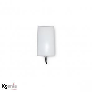 Ksenia External 4G antenna Kit met muurbeugel (10m kabel)