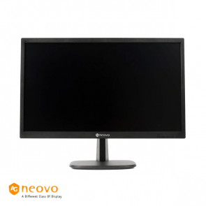 """Neovo 24"""" full HD LED monitor"""