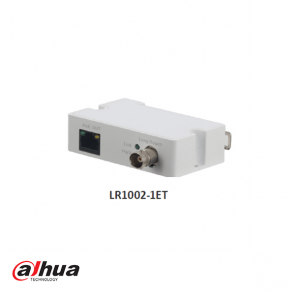 Dahua Single-Port Long Reach Ethernet over Coax Transmitter
