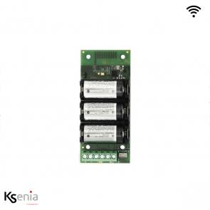 Ksenia Matrix - PCBA universal/Optex transmitter
