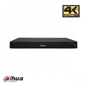 Dahua 4ch@4K / 16ch@1080P / 64ch@D1 decoding, 4×HDMI/4×VGA outputs, HDMI input