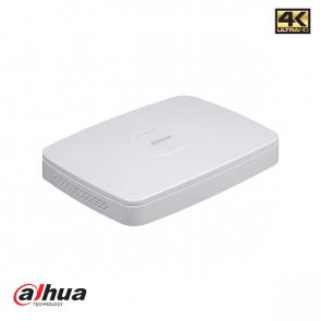 8 kanaals Smart 1U 8PoE 4K&H.265 Lite Network Video Recorder incl 2TB HDD