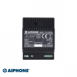 Aiphone Power supply, 24V, 2A