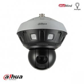 Dahua 8x2MP Multi-Sensor Panoramic Network Camera+PTZ Camera