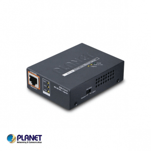 Planet Single-Port 10/100/1000Mbps 802.3bt Ultra PoE Injector 95 Watt