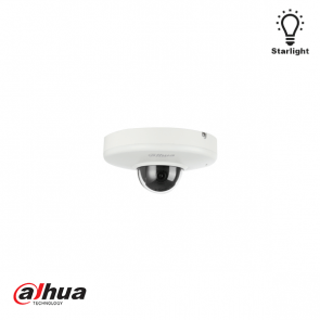 Dahua 2MP 3x Starlight PTZ Network Camera