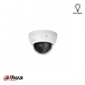 Dahua 2 Mp Full HD Starlight Mini PTZ Dome Camera