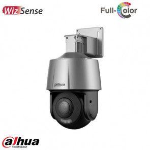 Dahua 4MP Full-color Active Deterrence WizSense PT Camera