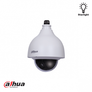 Dahua 2MP HD-CVI 12x zoom PTZ Starlight dome camera