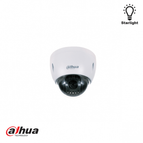 Dahua 2MP mini HD-CVI 12x zoom Starlight PTZ Dome Camera