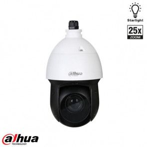 Dahua 4MP 25x Starlight IR PTZ AI Network Camera