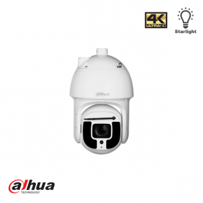 Dahua 4K 20x Starlight+ IR PTZ AI Network PTZ Camera