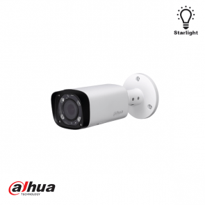 Dahua Starlight motorized HD-CVI IR camera 12V