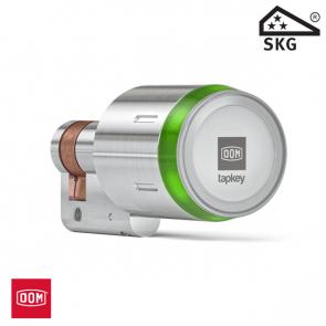 DOM TAPKEY BOX: incl. PRO halve cilinder 1-zijde gecontroleerd, 30/30