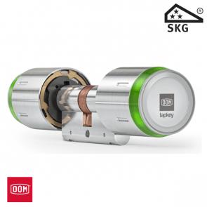 DOM TAPKEY BOX: incl. PRO dubbele cilinder 2-zijde gecontroleerd
