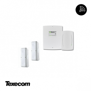 Wireless Expansion pack & 2 wireless external detectors