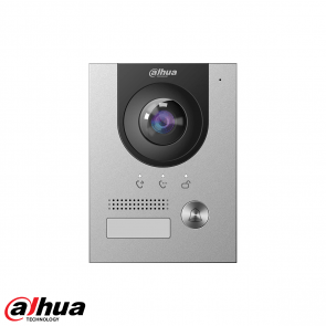 Dahua 2MP Villa outdoor station, IP en 2-wire, 160 graden en PoE