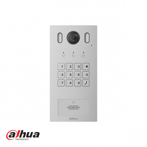 Dahua 2MP Villa Outdoor Station met kaartlezer, PoE