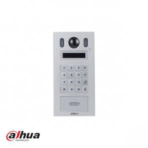 Dahua 2MP Apartment Outdoor Station met kaartlezer, PoE