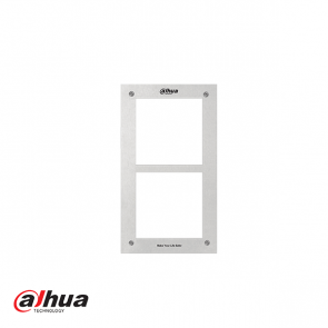 Dahua Front Panel voor 2 modules
