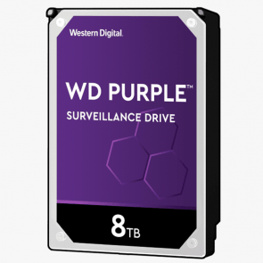 Western Digital 8 TB Purple HDD