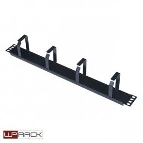 WP Rangeerpaneel metaal 1 U zwart