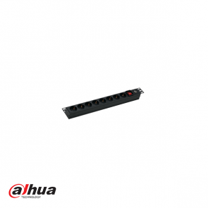"Dahua 19"" 8 Outlet Rackmount Power Strip"