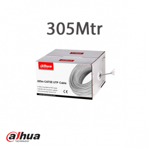 Dahua 305m UTP CAT5E Cable