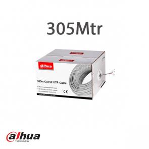 Dahua 305m UTP CAT5E Cable WHITE