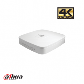 Dahua 4 Channel Penta-brid 4K Smart 1U Digital Video Recorder incl. 1TB