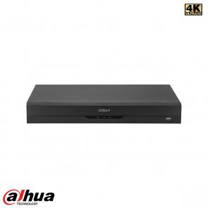 Dahua 16 Kanaals Penta-brid 4K-N/5MP 1U WizSense DVR incl 2TB HDD