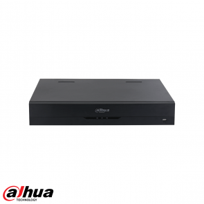 Dahua 32 Channel Penta-brid 5M-N/1080P 1.5U WizSense Digital Video Recorder incl 4TB HDD
