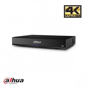 Dahua 8 kanaals Penta-brid 4K 1U Digital Video Recorder incl 2 TB HDD