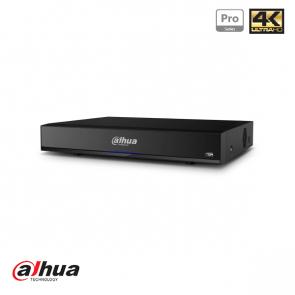 Dahua 4 kanaals Penta-brid 4K Mini 1U Digital Video Recorder incl 1 TB HDD