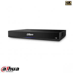 Dahua 8 kanaals Penta-brid 4K Face Recognition DVR incl 2 TB HDD