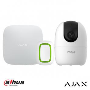 Zorgkit - AJAX Hub + AJAX Button + Dahua Ranger 2