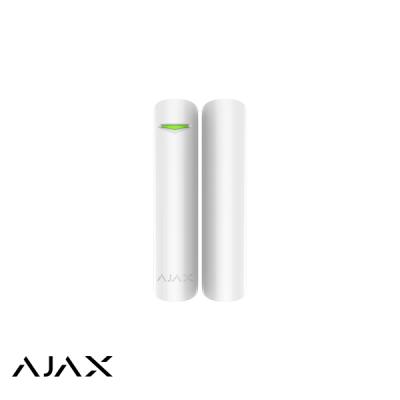 Ajax DoorProtect Plus, wit, MC met tilt- en trilsensor