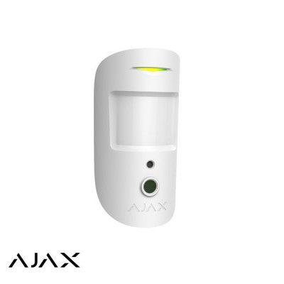 Ajax MotionCam, wit