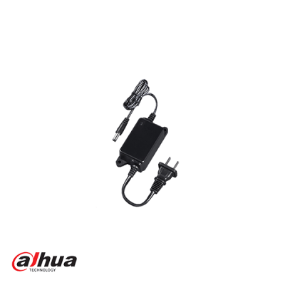 Dahua power Supply (voeding) 12V DC 1A