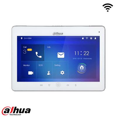 "Dahua 10"" Wifi Intercom Indoor Monitor WIT"