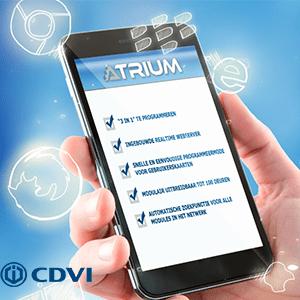 Dero en CDVI sluiten distributieovereenkomst