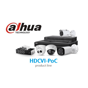Dahua introduceert PoC (Power over Coax)