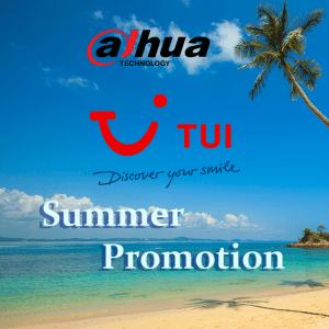 DAHUA - TUI Promotie