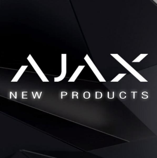Nieuwe producten Ajax